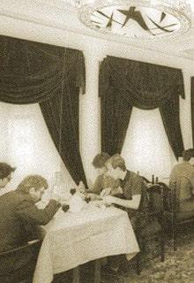 ресторан СССР