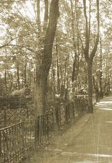 Далматовское кладбище