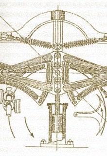 схема вечного двигателя