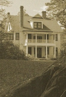 дом семьи Перрон