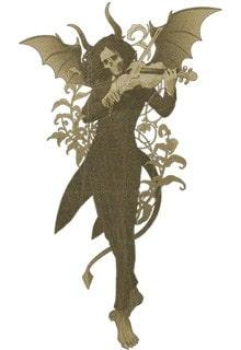 дьявол со скрипкой