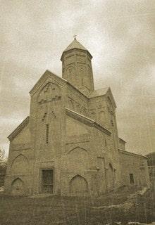 монастырь Новая Шуамта