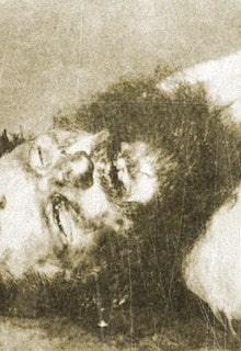 мёртвый Григорий Распутин