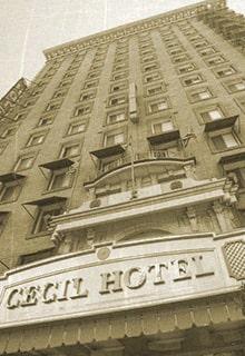 отель Сесил