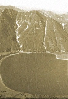 озеро Большой Колигер