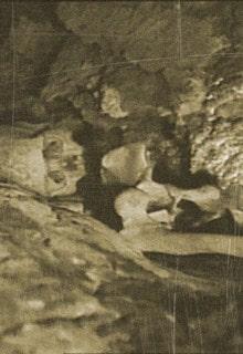 пещера скелетов