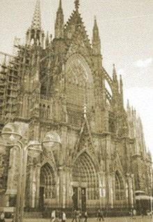 собор в Кёльне