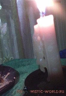 отжиг свечой
