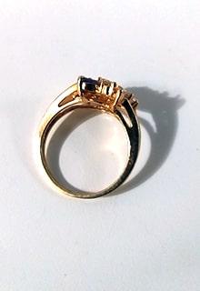 заговоренное кольцо