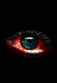 глаз в темноте